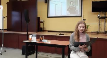 Konkurs czytania prozy po angielsku w Ekonomie