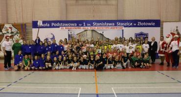 XX Mikołakowy Turniej Mini Piłki Siatkowej Dziewcząt