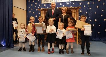 Finał konkursu na Anioła Bożonarodzeniowego w SP w Wiktorowku[WIDEO]