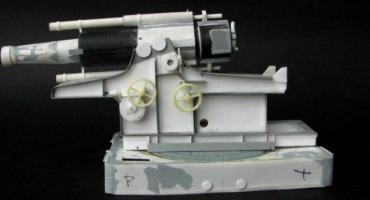 Moździerz wz. 32 kalibru 220 scrach build 1/35