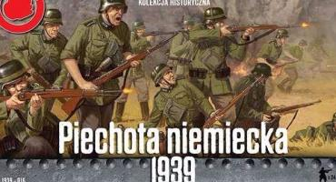 Piechota niemiecka 1939, skala 1:72, First to Fight