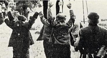 Zbrodnie niemieckie w lesie w pobliżu wsi Guty Bujno k. Ostrowi Mazowieckiej