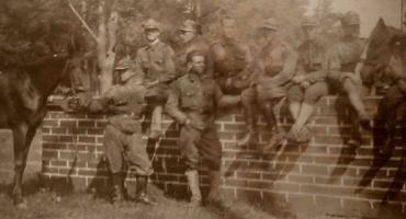 Zawody konne Brygady Kawalerii Białystok w 1934 roku.