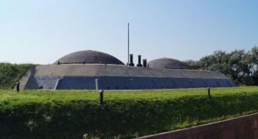 Fort Hoek van Holland.
