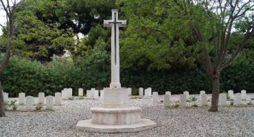 Cmentarz wojenny Rodos