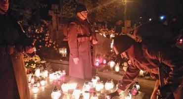 Sochaczewskie światełko dla żołnierza 2016