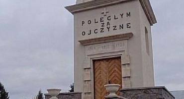 Odbudowa Mauzoleum w Zborowie.