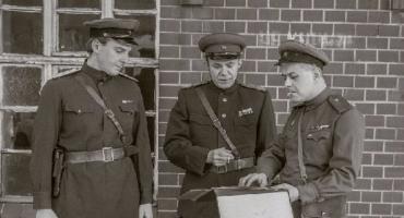 Nietypowy projekt rekonstrukcyjny, albo jak zostałem radzieckim oficerem