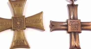 Pułk 6 Pancerny Dzieci Lwowskich.Lista VM,KW,KMC.Część I.