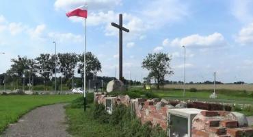 Kopiec Ziemia Polaków powstaje w Kończewicach koło Chełmży