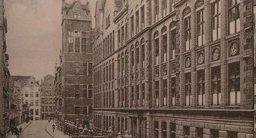 Victoriaschule w Gdańsku we wrześniu 1939 r.