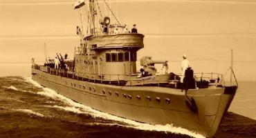 Minowiec OPR Rybitwa - 1/72 - od podstaw