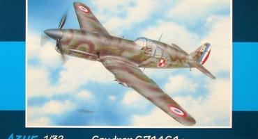 Caudron C714.C Azur