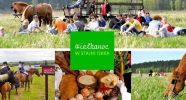 Wielkanoc w siodle - wspaniała propozycja na aktywne święta pośród lasu, koni i wybornych potraw!