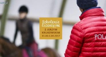 Szkolenie licencyjne z Jerzym Krukowskim  31.03-2.04.2017  Stajnia ISKRA, Sztumskie Pole