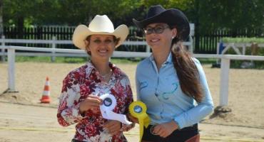 Sukcesy sióstr Kubiak w zawodach jeździeckich westernowych