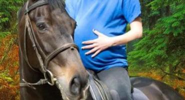 Jazda konna w ciąży
