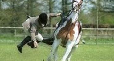 Bezpieczeństwo i zagrożenia wiążące się z jazdą konną