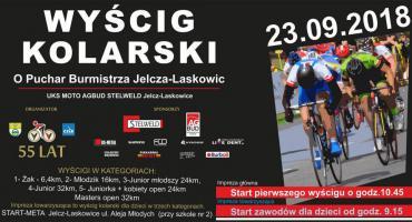 Wyścig kolarski o Puchar Burmistrza Jelcza-Laskowic