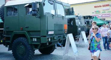 Piknik militarny w Jelczu-Laskowicach