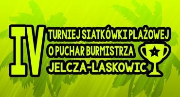 Turnieju Siatkówki Plażowej o Puchar Burmistrza Jelcza-Laskowic