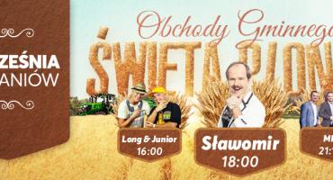 Gala Disco Polo na dożynkach w Domaniowie już w sobotę!
