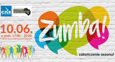 Festiwal Zumby po raz ostatni w tym sezonie