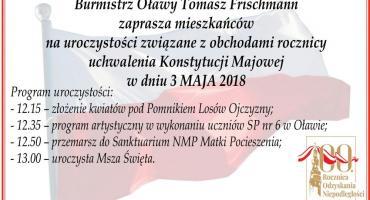 Uroczystość uchwalenia Konstytucji 3 Maja
