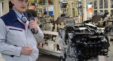 Toyota ruszy z produkcją nowoczesnych silników