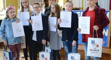 Poezja po angielsku w wykonaniu uczniów