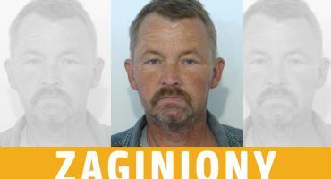 Zaginiony Robert Sawicki poszukiwany przez policję