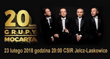 20-lecie Grupy Mocarta w Jelczu-Laskowicach