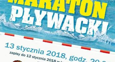 Zapisz się na Nocny Maraton Pływacki dla WOŚP