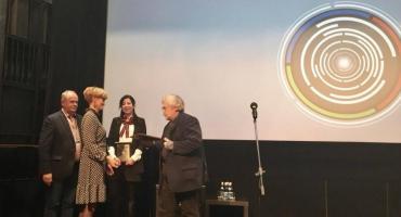 Honorowy Złoty Bilet dla kina Odra