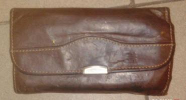 Znaleziono portfel w Oławie, czeka na policji
