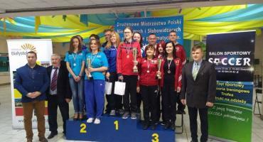 Złoto w Mistrzostwach Polski osób niewidomych i słabowidzących