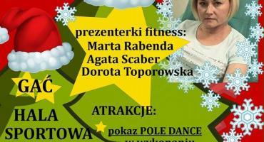 Mikołajkowa zumba w Gaci z pomocą dla Doroty Sobczak