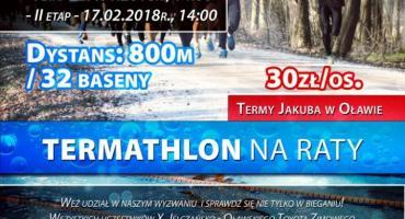 Weź udział w Termathlonie na Raty!