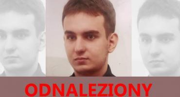 Grzegorz Kasendra odnaleziony