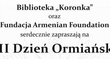 III Dzień Ormiański już w sobotę