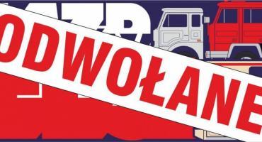 Zjazd pojazdów Jelcz został odwołany!