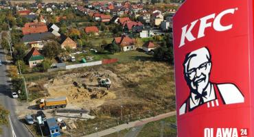 Ruszyła budowa restauracji KFC