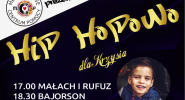 Hip-Hopowo dla Krzysia