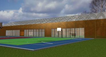 Ruszyła budowa nowej hali sportowej. Zobacz jak będzie wyglądać