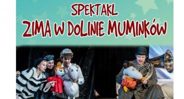 Zima w Dolinie Muminków - spektakl dla dzieci