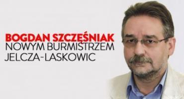 Bogdan Szczęśniak wygrywa drugą turę wyborów