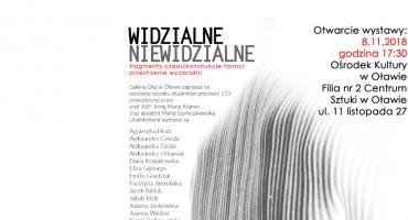 Wystawa prac studentów Akademii Sztuk Pięknych