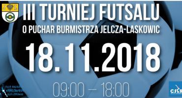 III Turniej Futsalu o Puchar Burmistrza Jelcza-Laskowic