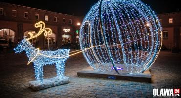 Świąteczne iluminacje już działają