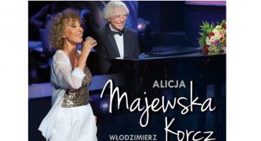 Alicja Majewska na scenie OWE Odra